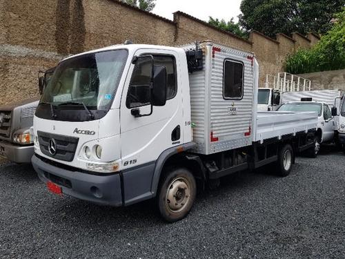Mercedes-bens Acello 815 Ano 2018/2018 Cabine Suplementar