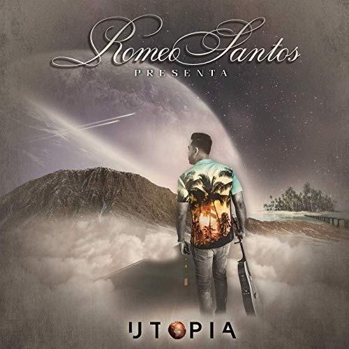 Cd Romeo Santos Utopia Novedad Open Music Sy