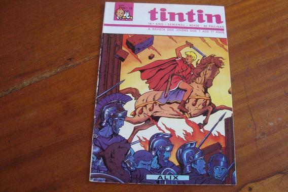 Gibi Internacional / Tintin 15 14º Ano / Buddy Longway Alix