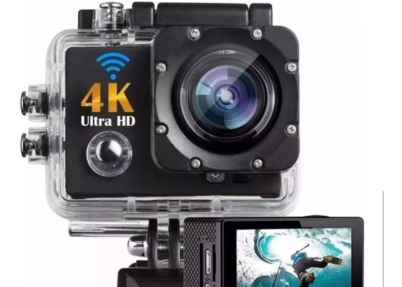 Câmera Go Sport 4k