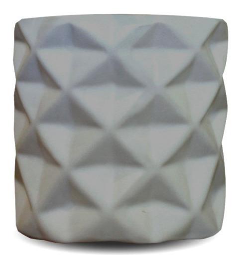 Lapicero Ceramica Gorsh Cilindro Rombos