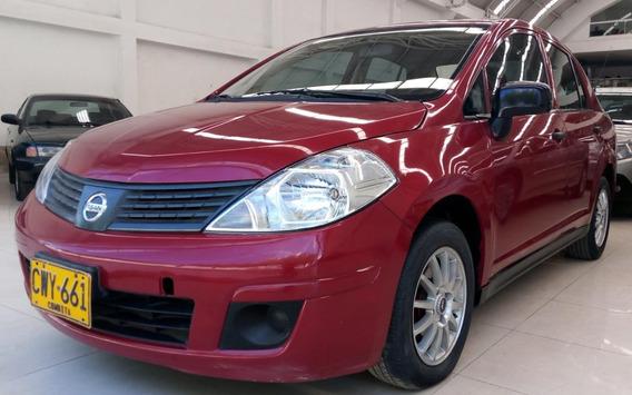 Nissan Tiida 1.8 Mecanico