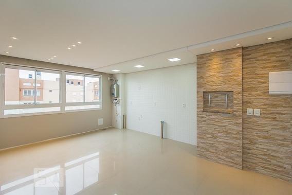 Apartamento No 8º Andar Com 2 Dormitórios E 1 Garagem - Id: 892972660 - 272660