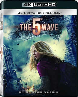 Blu-ray 4k -- The 5th Wave