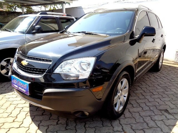 Chevrolet Captiva 2.4 Sfi Ecotec Fwd 16v Gasolina 4p