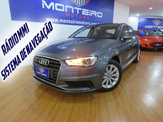 Audi A3 Sedan 1.4 Tfsi Attraction Aut Completo C/ Multimídia