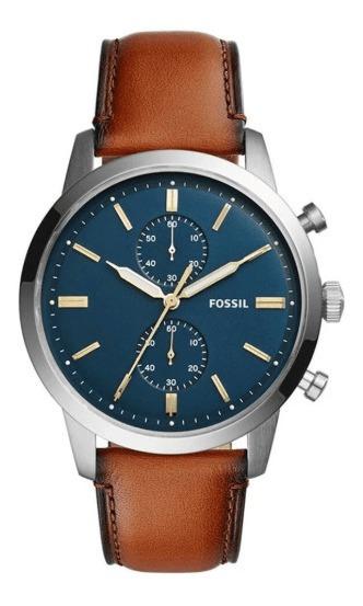 Relógio Fossil Townsman Masculino Fs5279/0an