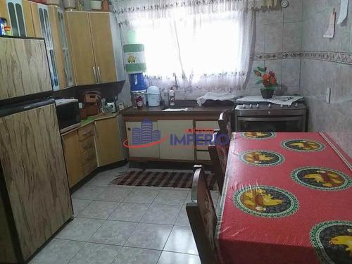 Casa Com 2 Dorms, Vila Barros, Guarulhos, Cod: 7145 - A7145