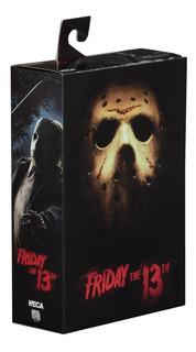 Neca Jason Ultimate Remake Friday The 13th (2009) Original!!