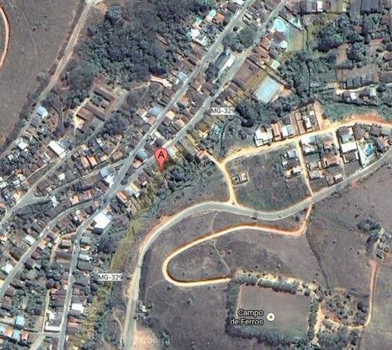 Terreno / Área Com 2 Quartos Para Comprar No Zona Rural Em São Pedro Dos Ferros/mg - 18531