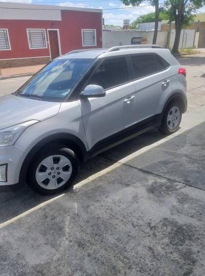 Hyundai Creta Año 2017
