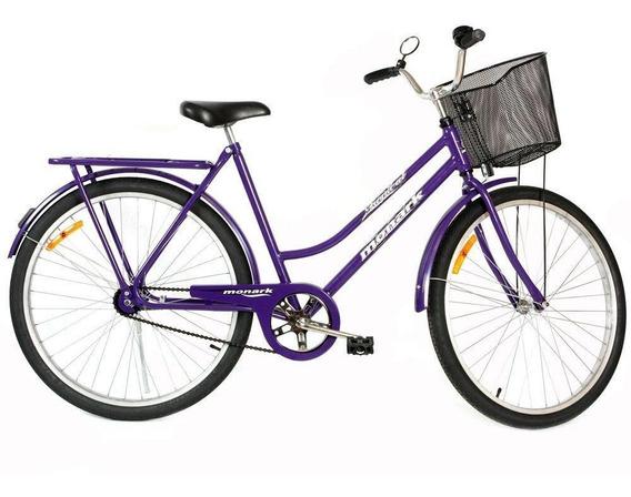Bicicleta Monark Tropical Cp Aro 26