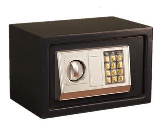 Caja Fuerte 25x35x25 Cm Con Clave Y Llave