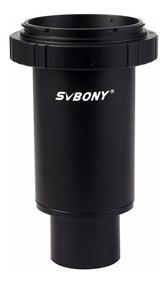 Tubo De Extensão Canon M42 Rosca T-mount Adaptador + Anel T2