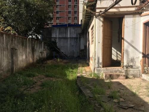 Terreno Residencial À Venda, Centro, Campinas - . - Te0924