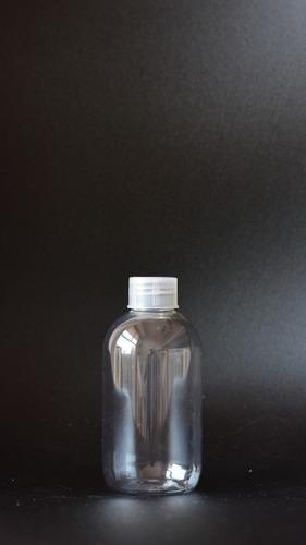 Envase Pet Omega X 200cc Con Tapa Ciega X 100u + 50 Spray