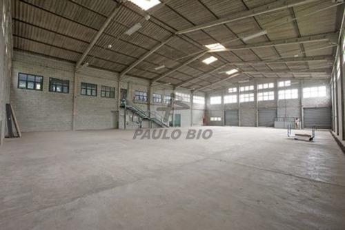 Imagem 1 de 15 de Galpao Industrial - Jardim Recanto Suave - Ref: 1121 - L-1121
