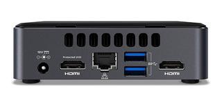 Miniordenador Nuc Intel Ci5 7300u 2.6ghz 8gb Ssd 256gb W10