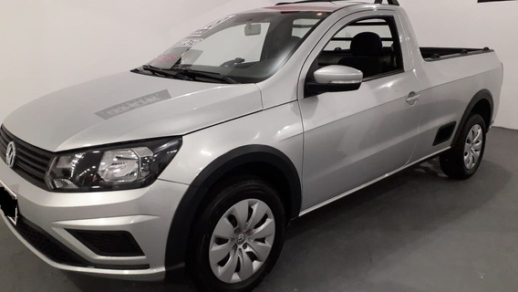 Volkswagen Saveiro 1.6 Msi Trendline Cs Total Flex 2p