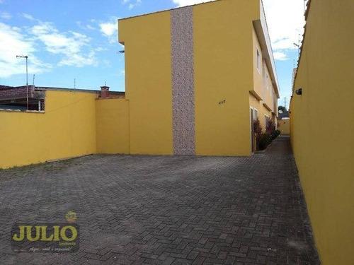 Imagem 1 de 30 de Sobrado Com 2 Dormitórios À Venda, 65 M² Por R$ 210.000,00 - Santa Eugênia - Mongaguá/sp - So0698