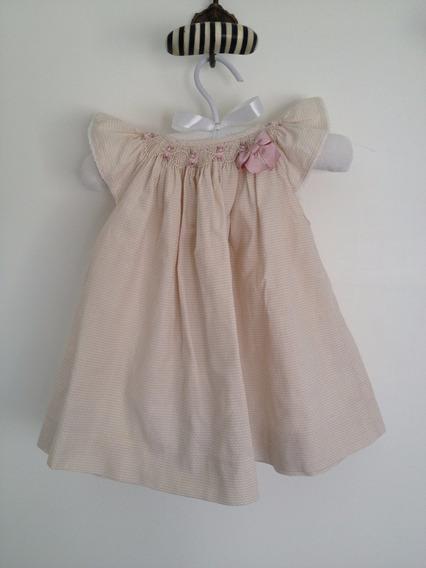 Vestido Baby Festa 9 Meses