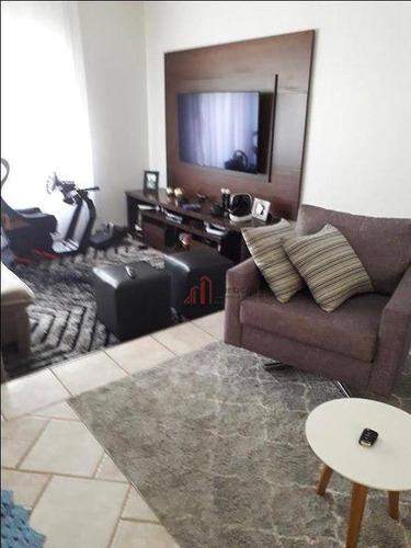 Sobrado Com 3 Dormitórios À Venda, 370 M² Por R$ 790.000,00 - Vila Antonieta - São Paulo/sp - So2363