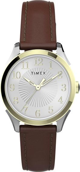 Relógio Timex Main Street (28 Mm) - Tw2t66700