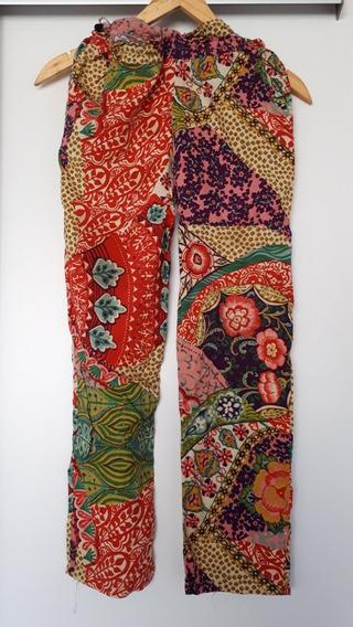 Pantalon De Mujer En Fibrana, Frescos Ideal Verano