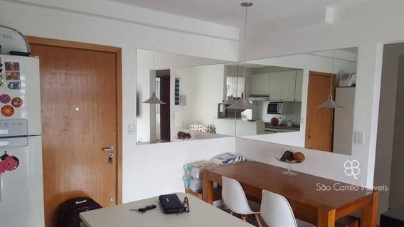 Apartamento Com 3 Dormitórios À Venda, Residencial Da Granja - Granja Viana - Carapicuíba/sp - Ap0140