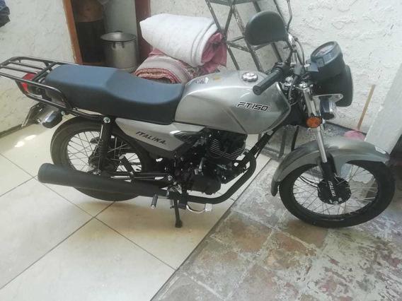 Moto Italika Ft 150 Grafito