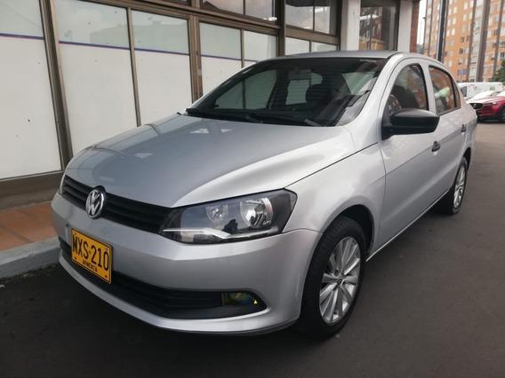 Volkswagen Voyage Trendline Financio! Único Precio