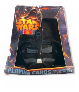 Star Wars Playing Cards Darth Vader