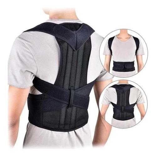 Faja Ortopédica Corrector De Postura Y Espalda Unisex