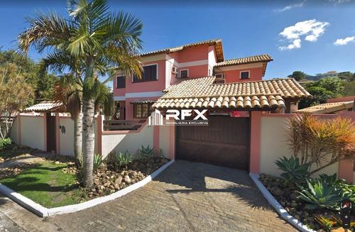 Casa Com 5 Dormitórios À Venda - Camboinhas, Niterói/rj - Cal22151