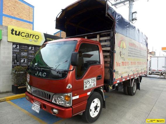 Jac Hfc1045 K2 Camion Estacas