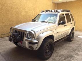 Jeep Liberty Renegade Piel Cd Abs 4x4 At 2003