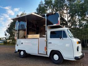 Food Truck Trailer Kombi Furgão De Lanche