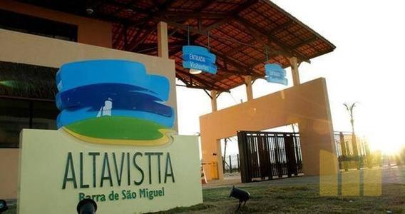 Terreno À Venda, 450 M² Por R$ 200.000 - Loteamento Barra Mar - Barra De São Miguel/al - Te0037