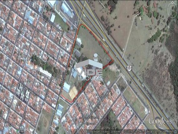 Área A Venda Em São Carlos, 36.000m2, Industrial - Ar00140 - 2846544