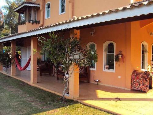 Chácara Com 3 Dorms, Sítio Da Moenda, Itatiba - R$ 1.5 Mi, Cod: Ch084 - Vch084
