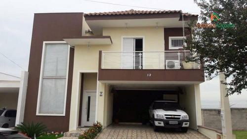 Imagem 1 de 30 de Casa Com 4 Dormitórios À Venda, 235 M² Por R$ 750.000,00 - Horto Florestal - Sorocaba/sp - Ca0166