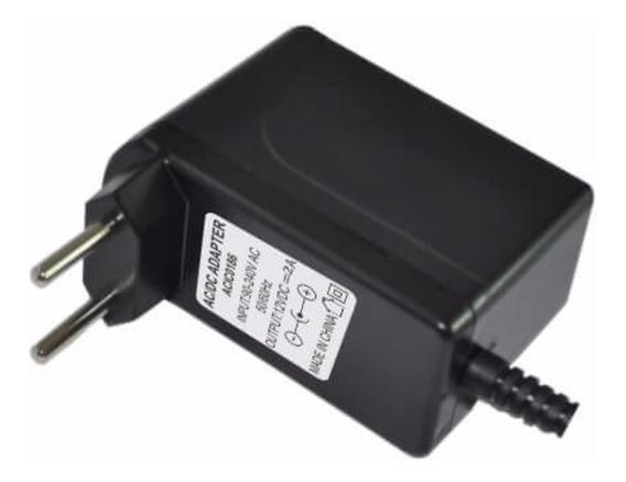 Fonte Chaveada 12vdc 2a Plug 2.1mm Unitel 1347 C/5 Peças