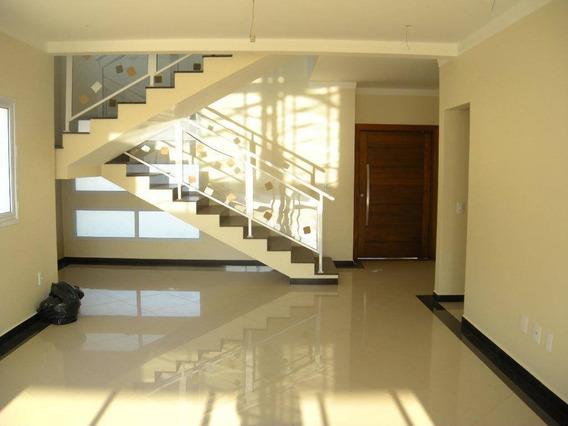 Casa À Venda Em Condomínio Metropolitan Park - Ca004476