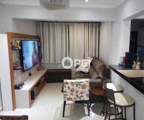 Cobertura Com 3 Dormitórios Para Alugar, 139 M² Por R$ 2.900,00/mês - Nova Aliança - Ribeirão Preto/sp - Co0094