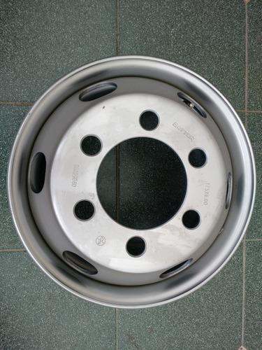 Llanta Fierro 17.5 X 6 Silver   Npr Y Nqr 2010-