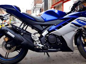 Moto Pistera Yamaha R15 Al Credito Semi Nueva