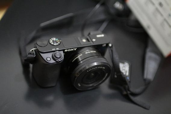 Lente Sony Alpha 6000 , 16 X 50 Mm
