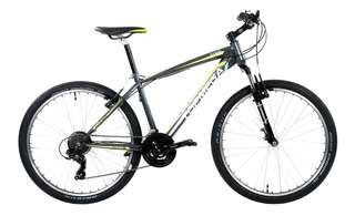 Bicicleta Mountain Bike Top Mega Rod 26 21 Cambios Shimano