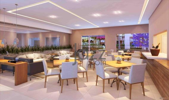 Conforto E Super Segurança Em Condomínio Nestacasa Com 4 Dormitórios À Venda, 136 M² Por R$ 750.000 - Parque Xangrilá - Campinas/sp - Ca5702