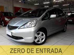 Honda Fit 1.4 Lx Flex Aut. 5p / Financiamento Sem Entrada